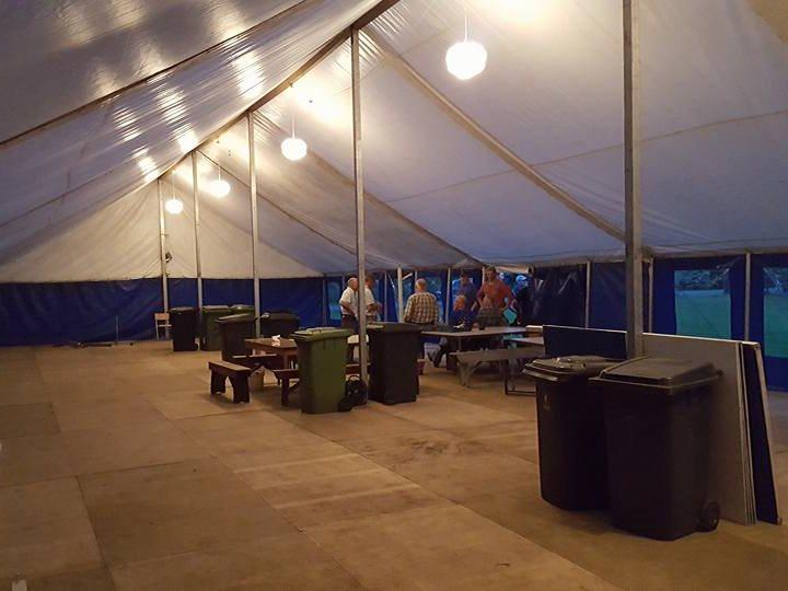 Tent Interieur